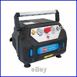 1,5 PS Compresseur d'air comprimé max. 8 espèces Réservoir 6 litres à piston