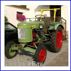 2,7KW Démarreur pour Fendt Dieselross Tracteur F15 F15GH Getriebestarter