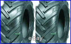 2 AS Profil Pneus de tondeuse / Pneu 18x9.50-8 NH pour Tondeuse Autoportée