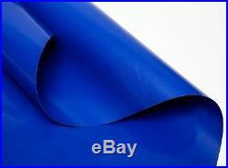 620g 720g Camion PVC Bache Jaune Bleu Pferdesport Rues Travail 3- 3,2m Large