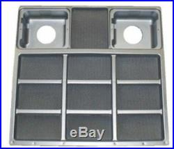 80506 Grille / Ihc 743, 745, 845, 1055, 1056