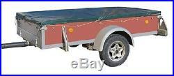 Abdeckplane 210 G/M² 14 x 8 M Gewebeplane Bache Polyguard Chauffage 37205