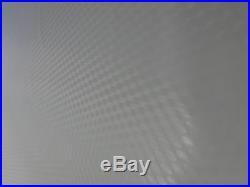 Abdeckplane PVC Film Environ 10.30 X 3.00 M en 870 Taille / M ² Blanc 3d 26.8 Kg