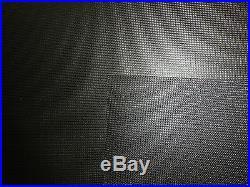 Abdeckplane PVC Film Environ 9.90 X 3.20 M en 580 Taille / M ² Schwarztransp18.5