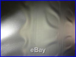 Abdeckplane PVC Film ca 6.30 x 3.10 m en 1200 gr/m² Noir 23.3 Kg Tissu dimpact