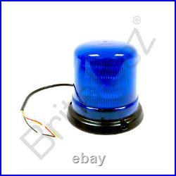 B14 Phare, Multi Liste, din, Magnétique, Boulon, Ambre Bleu (Ece R65, Emc R10)