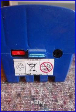 Batterie staub motobineuse bbx