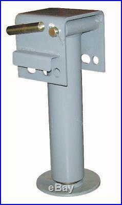 Bequille Hydraulique Diametre 85x100 10 Tonnes Course 250