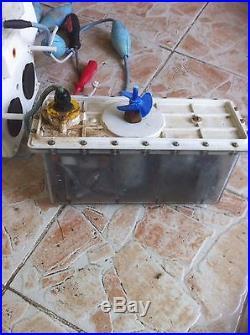 Bloc moteur complet (Patriote) (ZODIAC) sweepy m3
