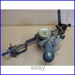 Boitier Tractage Complet+essieu Arr Husqvarna R 152 Sv (1)