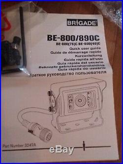 Brigade Elite BE-890C