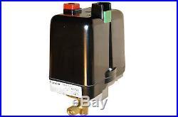 CONDOR Interrupteur à pression MDR 5/11k pour compresseurs type MDR 5