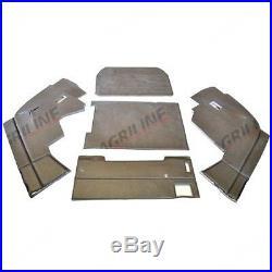Cabine Garniture Kit Compatible avec Massey Ferguson 575 590 595 une Seule Porte