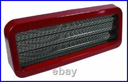 Calandre supérieure avec grille pour Case IH 845