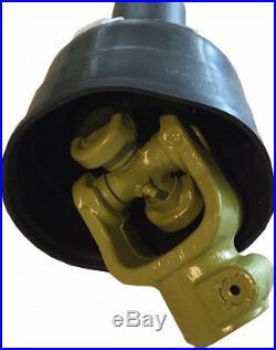 Cardan Cheville Arbre W2100-1210M, à Deux Faces 1 3/8 6 Dents