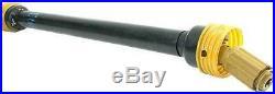 Cardan limiteur de couple (Verrouillage/boulon) 1650 x 900mm A4