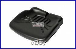 Coussin en PVC, colori noir, pour GRAMMER MAXIMO S721 S731