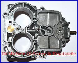 Couvercle de carburateur Original pour DCD, DCS, DCHD Weber Carburateur, NOS, Haut