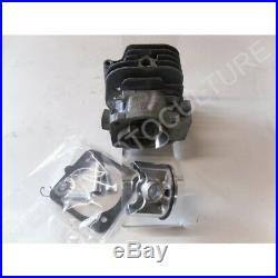 Cylindre-Piston Complet Avec Décompresseur Tronçonneuse Dolmar PS 5000 / PS 5105
