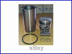 Cylindre Piston Ihc Mc Cormick D217, 219, 323, 324, 326 D111, D74 Kit de