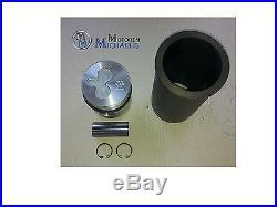 Cylindre-Piston MWM kd110.5 d206.3 koneks FENDT FARMER 2D Kit de