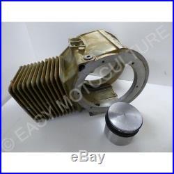Cylindre / Piston Neuf Moteur Bernard W112 Bis (1) MOTEUR BERNARD W112 BIS