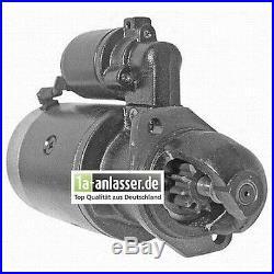Démarreur 12v 2,7 Kw Hatz 2l40 4l40 / Bosch 0001362304 Made IN Germany Neuf
