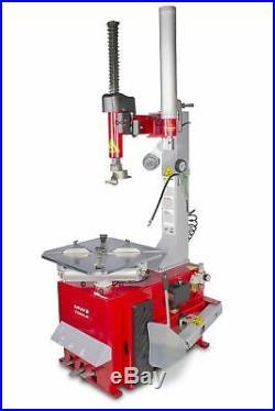 Démonte-pneus pneumatique avec bras d'assistance 220V pneu 10 à 24 MW-Tools B
