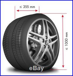Démonte-pneus pneumatique monophasé 220V pour pneu 10 à 24 MW-Tools BT100M