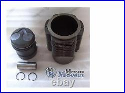 Deutz 812 Kit de Cylindre 3005, 4005, 5005, D6005, 8005, 9005 Wirbelkammer