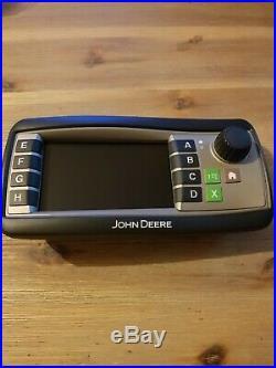 Display Mode greenstar 1100 / Module D Affichage John Deere AFH210446