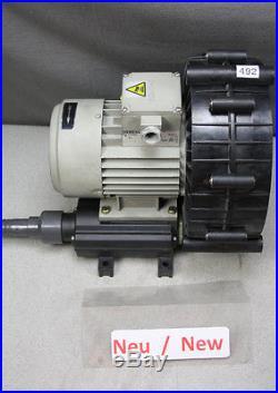 Elmo SOUFFLANTES à canal latéral -C 2ch2300-0ah16 Pompe à vide soufflerie