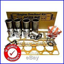 Engin Kit de Révision Compatible avec David Brown 30D 880 900 950 Implematique