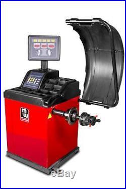 Équilibreuse de roues automatique MW-Mach BB300