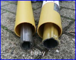 Euro Driveshafts Cardan 1 3/8 6 Dent L. 1210mm Traverse 27x74, 6mm Pto