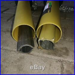 Euro Driveshafts Cardan 1 3/8 6 Dent L. 610mm Traverse 32X76mm Cheville Arbre