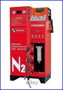 Générateur d azote automatique MW-Mach TYFOON4