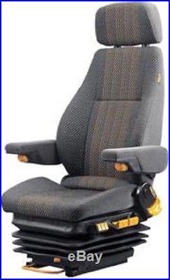 ISRI 6500/517 Pro siège conducteur luftsitz universel CAMION largeur de voie