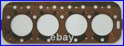 Joint de culasse d'époque moteur FC123 farmall Super FC FCC F235 cormick IHC