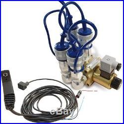 Kit 3 ou 4ème Fonction Hydraulique pour chargeur frontal 2 oui oui