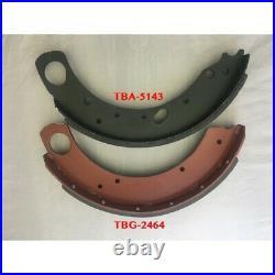 Kit Remplacement De Frein Complet Avec Tbg-2464 Te20/ff30