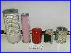 Kit Service à Filtre Compatible avec 2130 (Air Double)