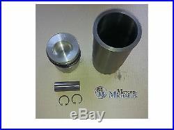 Kit de cylindre Fendt Farmer 2,2E, 2S, 3 S, 4S, 4SA, Favori 3 Moteur MWM D208
