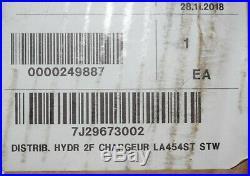 Kit distributeur hydraulique de chargeur LA454ST KUBOTA pour STW34 STW37 STW40