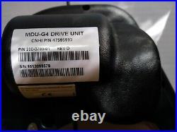Kit moteur assisté, direction, autoguidage MDU-G4 DRIVE UNIT