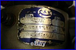 Lucas Cav Diesel Pompe à Injection /3342F000/PH30/ 500/5/3070