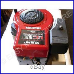 Moteur B&s 12.5 HP I/c (3) Moteur Briggs & Stratton 12.5 HP I/c Quiet