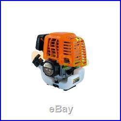 Moteur OHV pour débroussailleuse 4 temps 33.5cc adaptable
