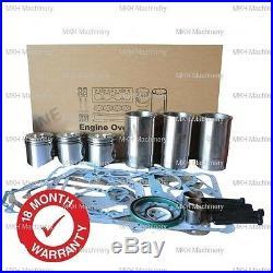 Moteur Révision Kit Compatible avec John Deere 1020 1030 1120 1130 Tracteurs
