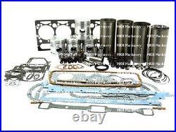 Moteur Révision Kit Pour Massey Ferguson 165 Tracteurs Avec A4.212